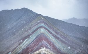Rainbow Mountain, Vinicunca