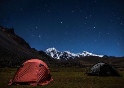 Ausangate Camping