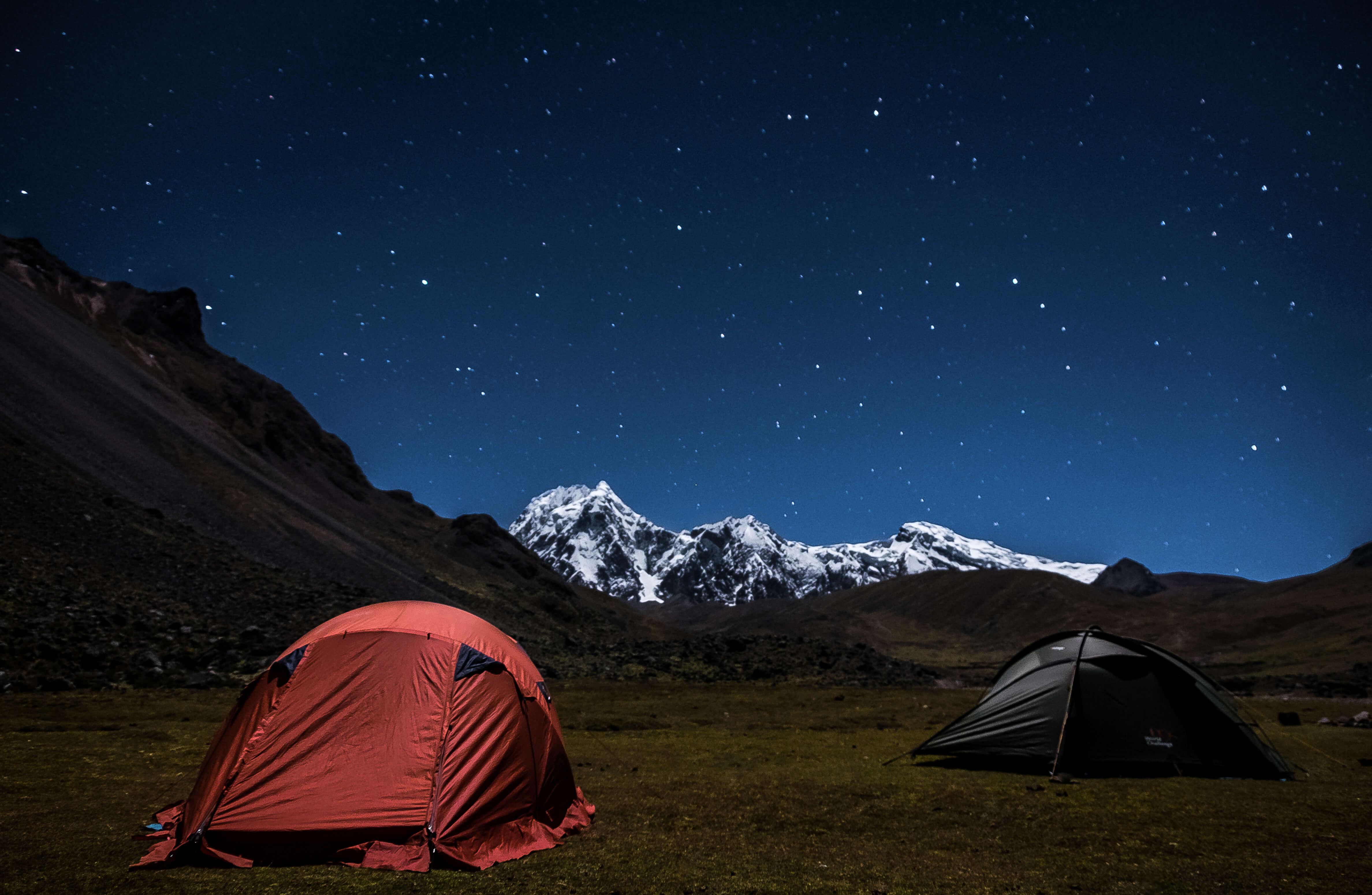 Trekking Ausangate, Cusco, Peruvian Andes
