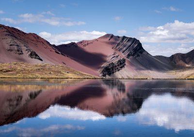 Ausangate montagnes colorées