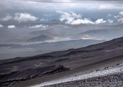 Cotopaxi ascent