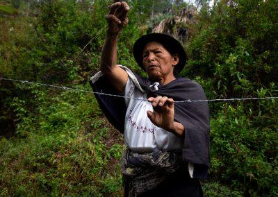 Femme Quichua Equateur