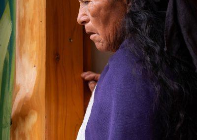 Femme indigène Equatorienne