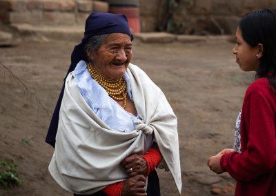 Femme indigène Lomawasi