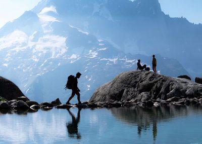 Lac Blanc Chamonix