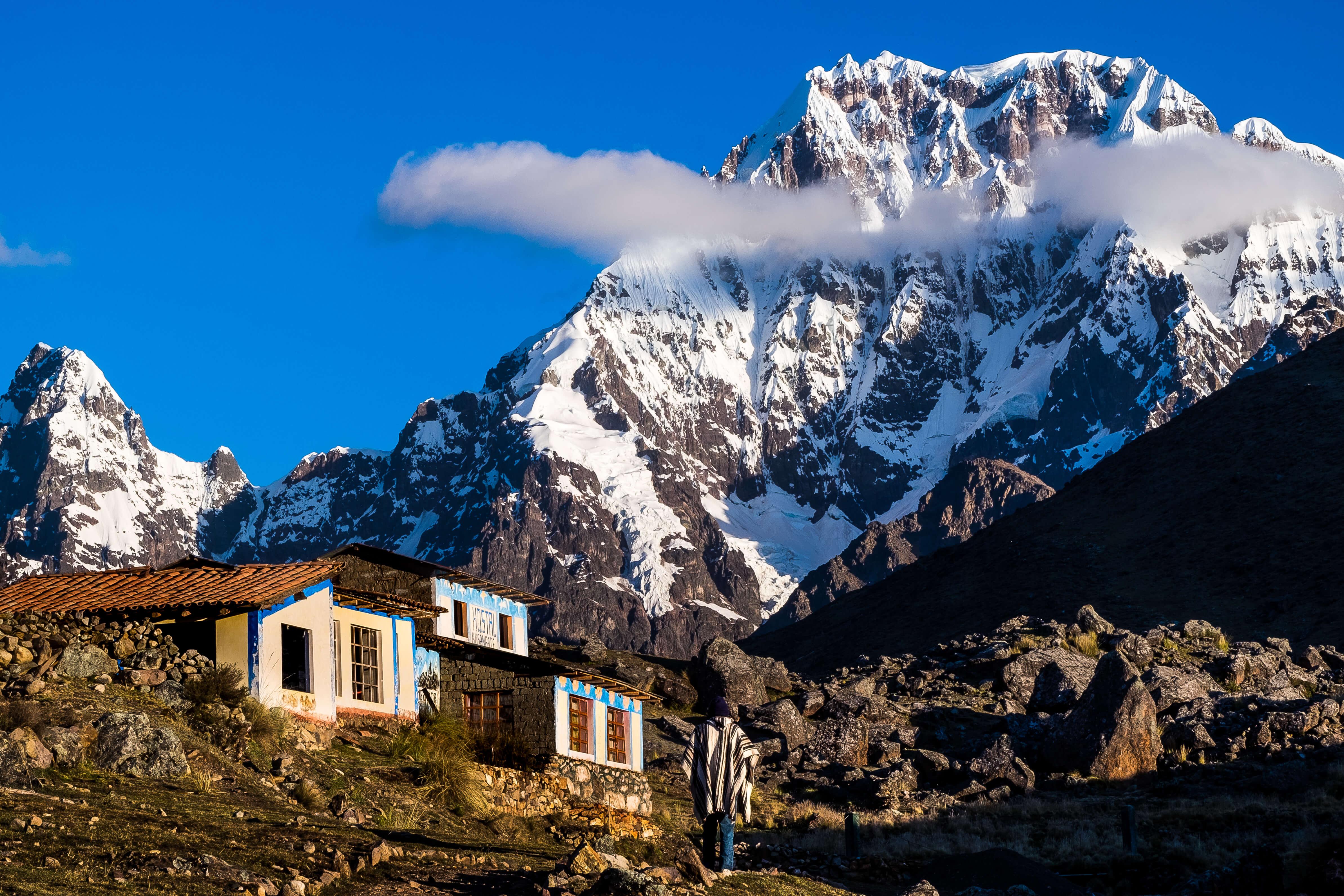 Pacchanta village, Ausangate trekking, Tinki