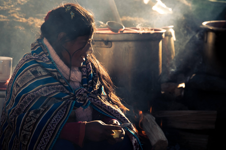 Festiwal Qoylluriti in Ausangate region, Sacred Mountain Ausangate