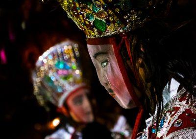 Qoylluriti costumes prier