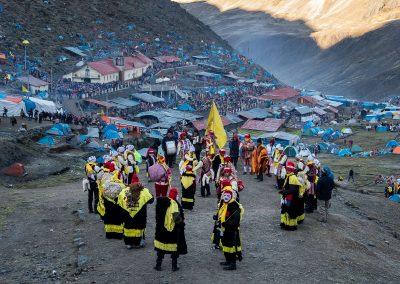 Qoylluriti group gathering