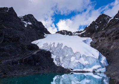 Glacier sacré Qoylluriti