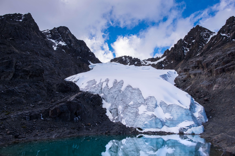 Sacred glacier Qoylluriti