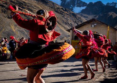 dance traditionnelle Qoylluriti