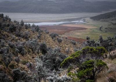 Rumiñahui ascent