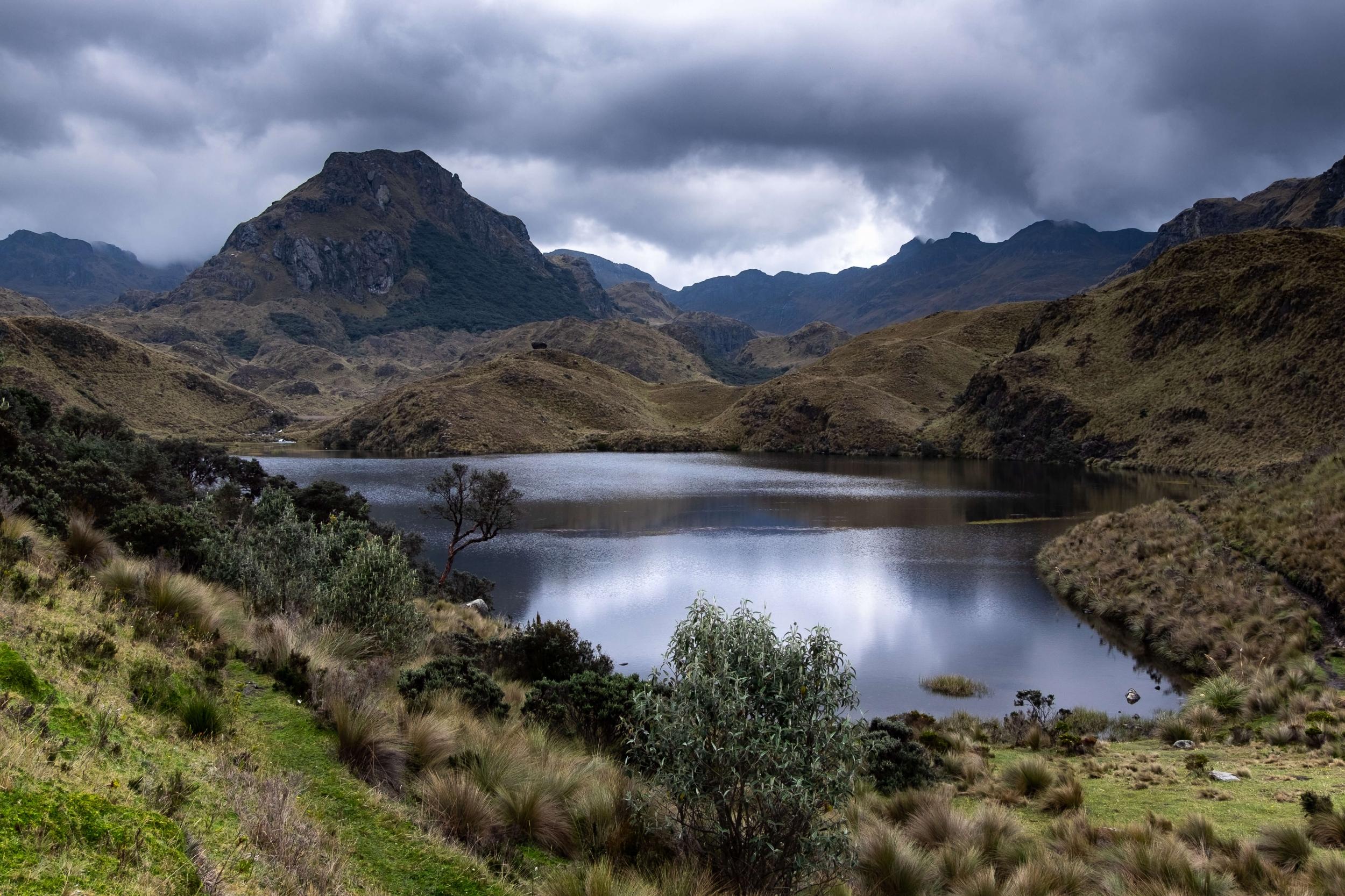 Cuenca, Cajas, Parc National Cajas, Voyage en Equateur, Blog Equateur, Blog voyage, Blog de photographie
