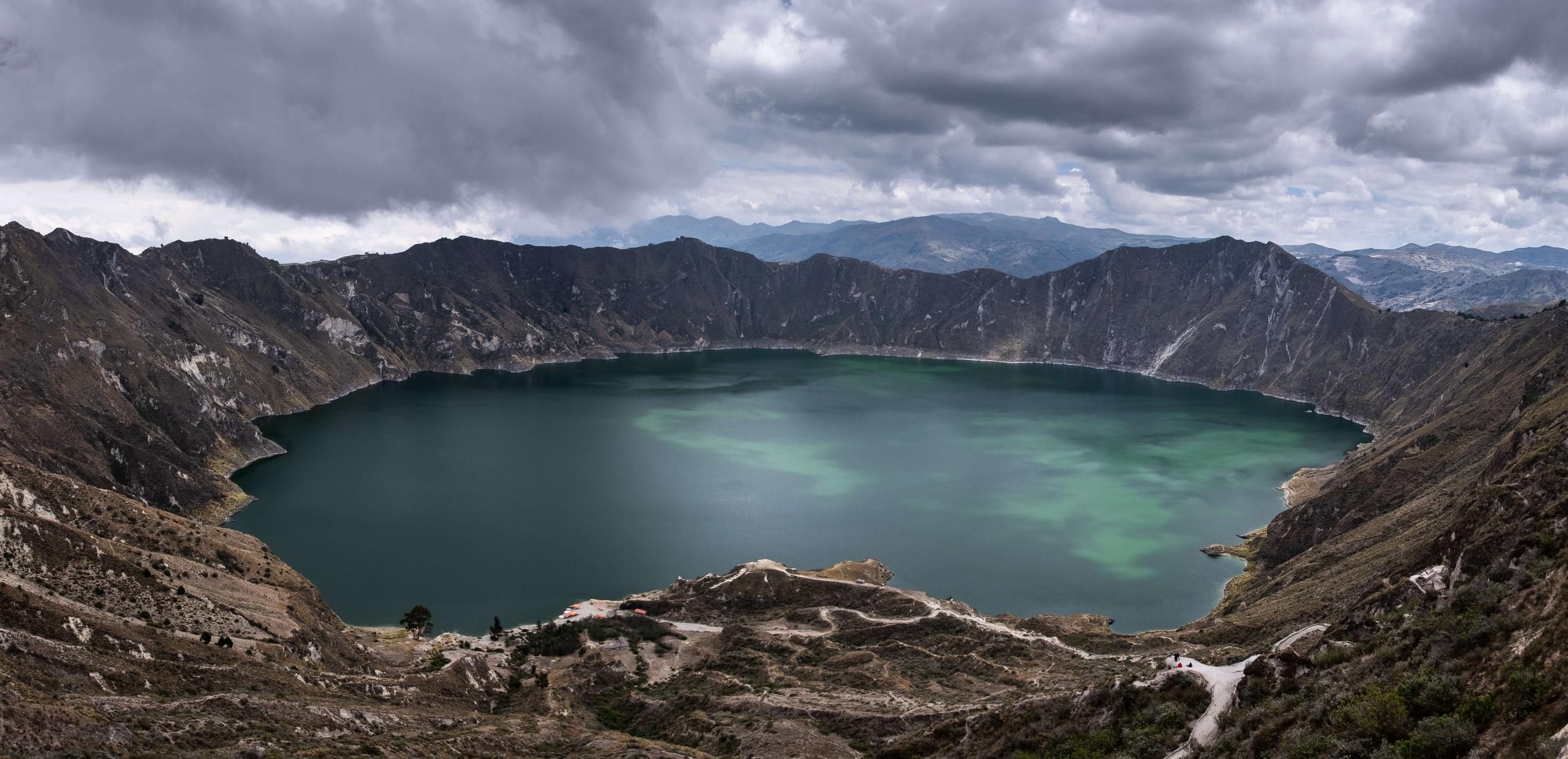 Quilotoas, volcan, cratère, lagune, Equateur, Voyage en Equateur, Blog Equateur, Blog voyage, Blog de photographie