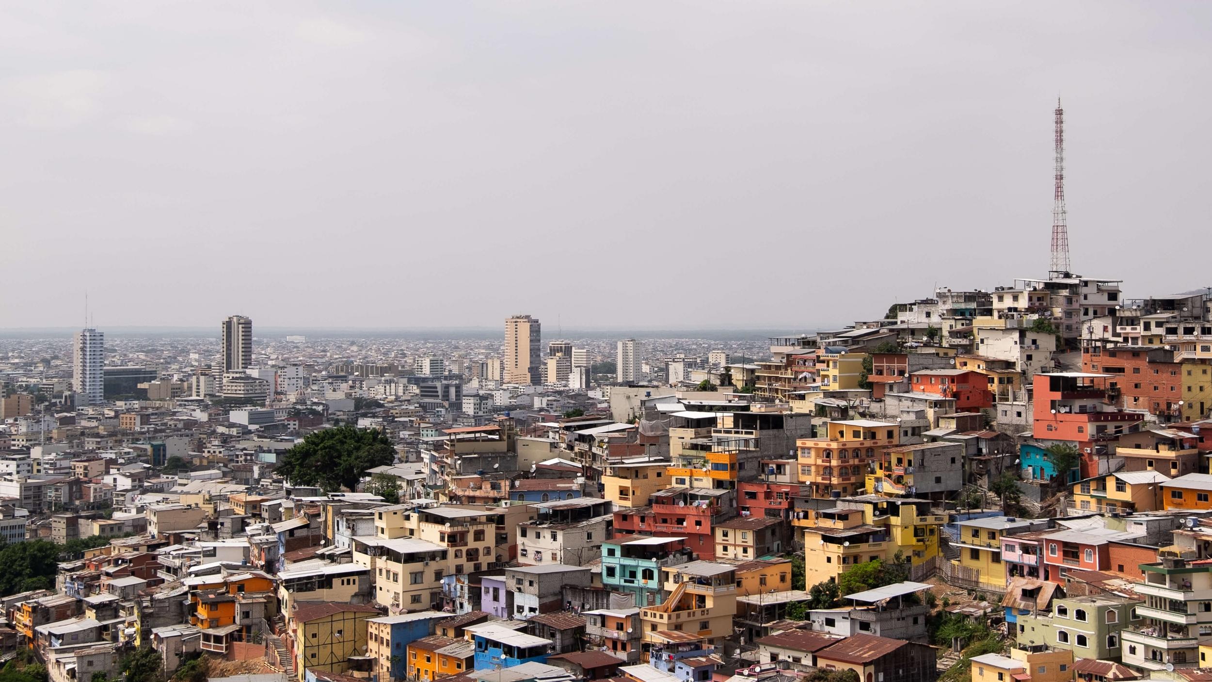 Guayaquil, Amérique du sud, las Peñas, Blog de voyage, Blog de photographie, Voyage en Equateur