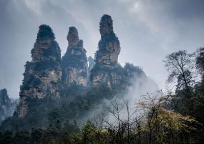 Avatar peaks - Zhangjiajie