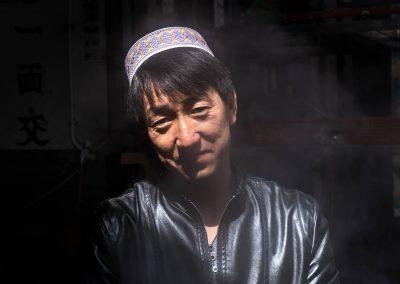 Chinese muslim portrait