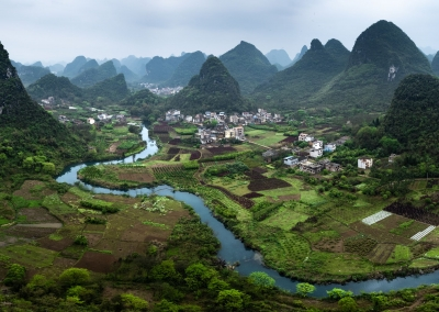 Cuiping Hill Yangshuo