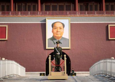 Forbidden City - Mao Zedong