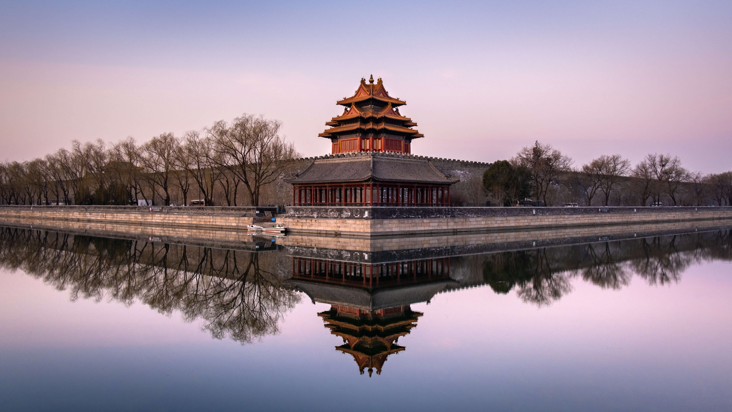 Travel in China, China travel, China trips, Forbidden City, Beijing, Sunrise, reflection, best spot for photography in Beijing, Photo Tour in China, China photo tours