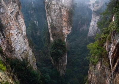 Hallelujiah mountain - Zhangjiajie