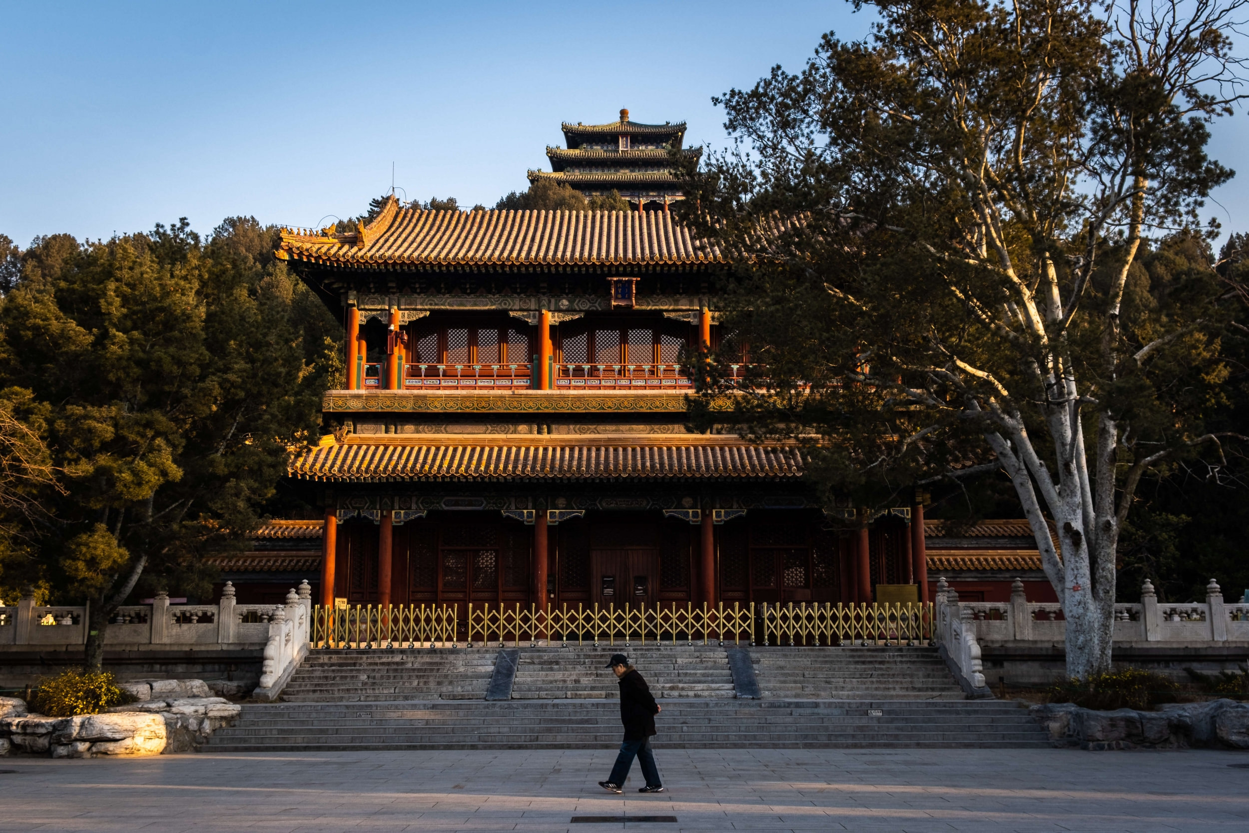 Travel in China, China travel, China trips, Forbidden City, Beijing, Sunrise, reflection, best spot for photography in Beijing, Photo Tour in China, China photo tours, Jingshan hill