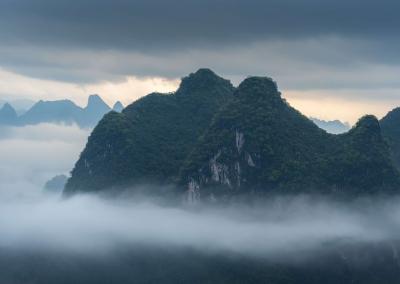Karst mountain guilin