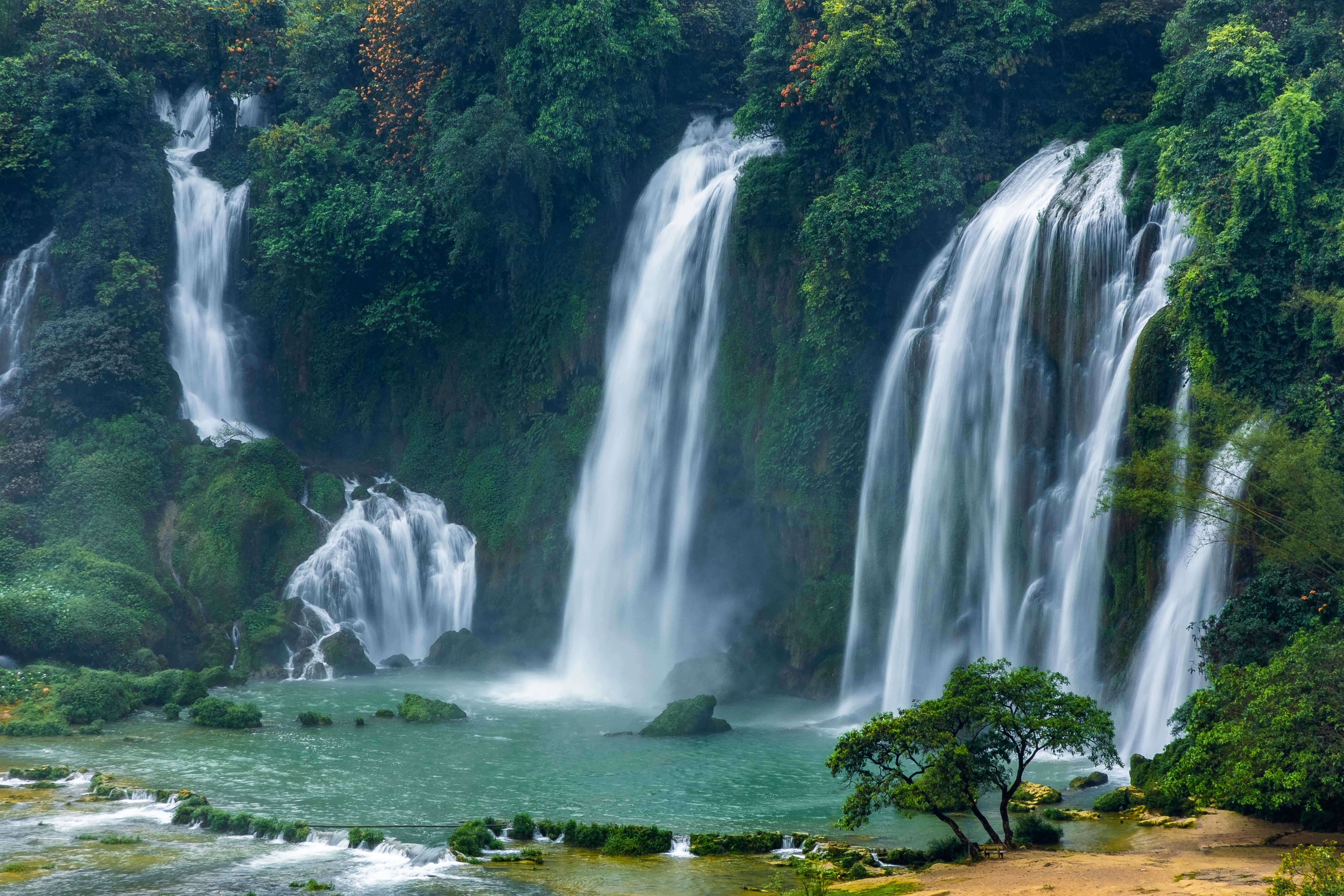 Detian waterfalls, Ban Gioc Waterfalls, Guangxi, Travel in China, China travel, China trips, Photo Tour in China, China photo tours