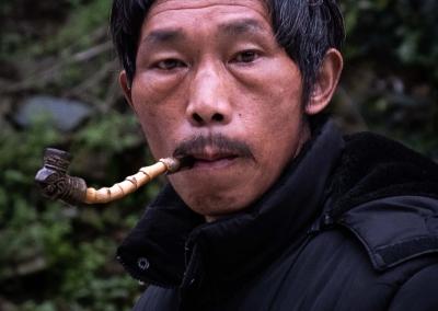 Portrait Dong man Zhaoxing