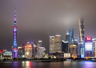 Pudong Shanghai - Voyage photo en Chine