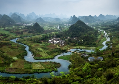 Cuiping Hill Yangshuo - Xingping - Voyage photo en Chine