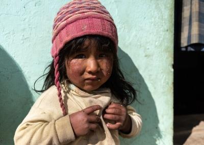 Kid in Ausangate