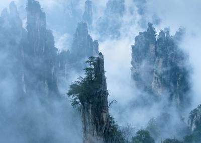Montagnes d'Avatar - Zhangjiajie