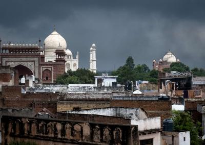 Agra city - Taj Mahal