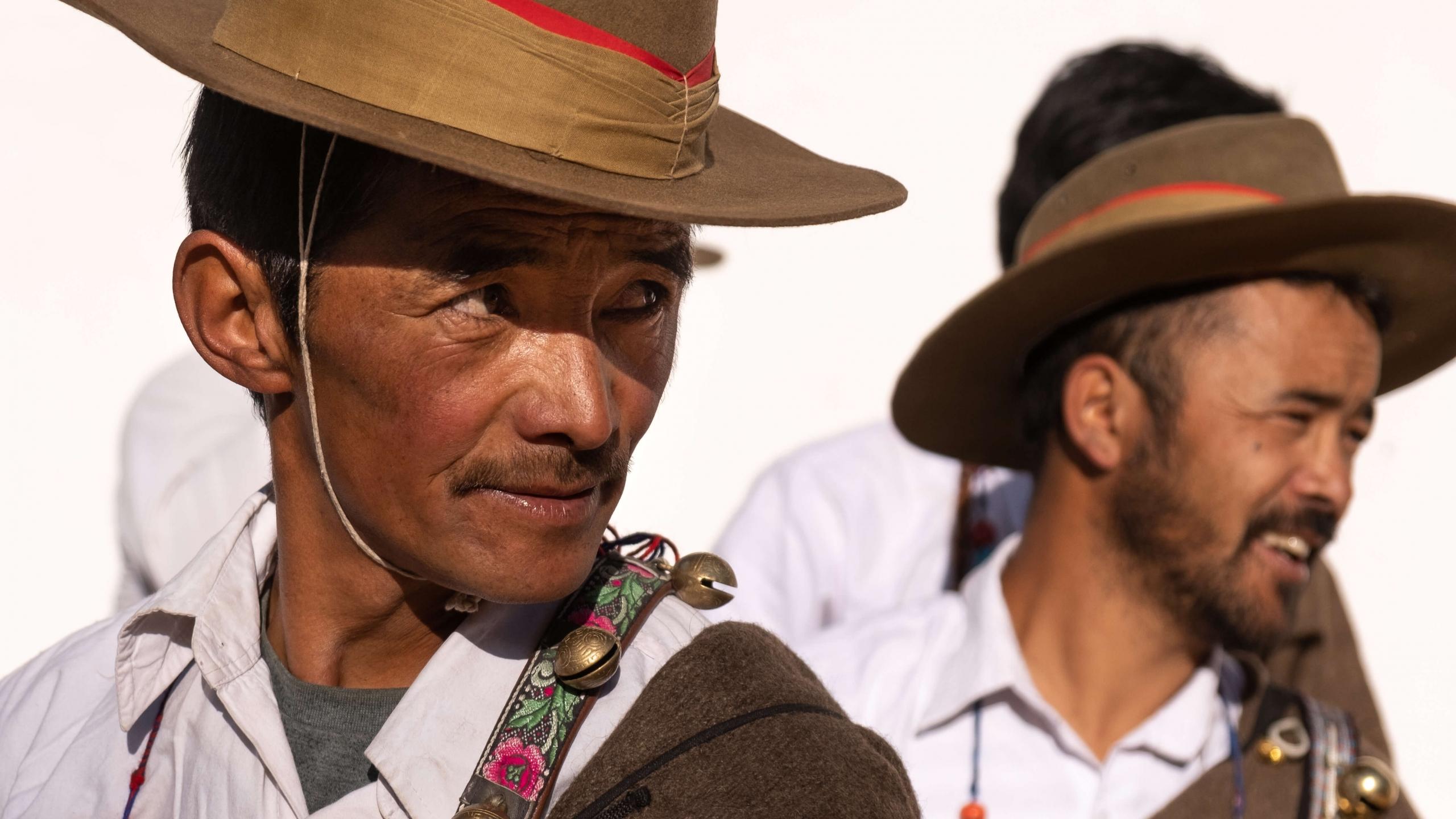 Festival in Leh