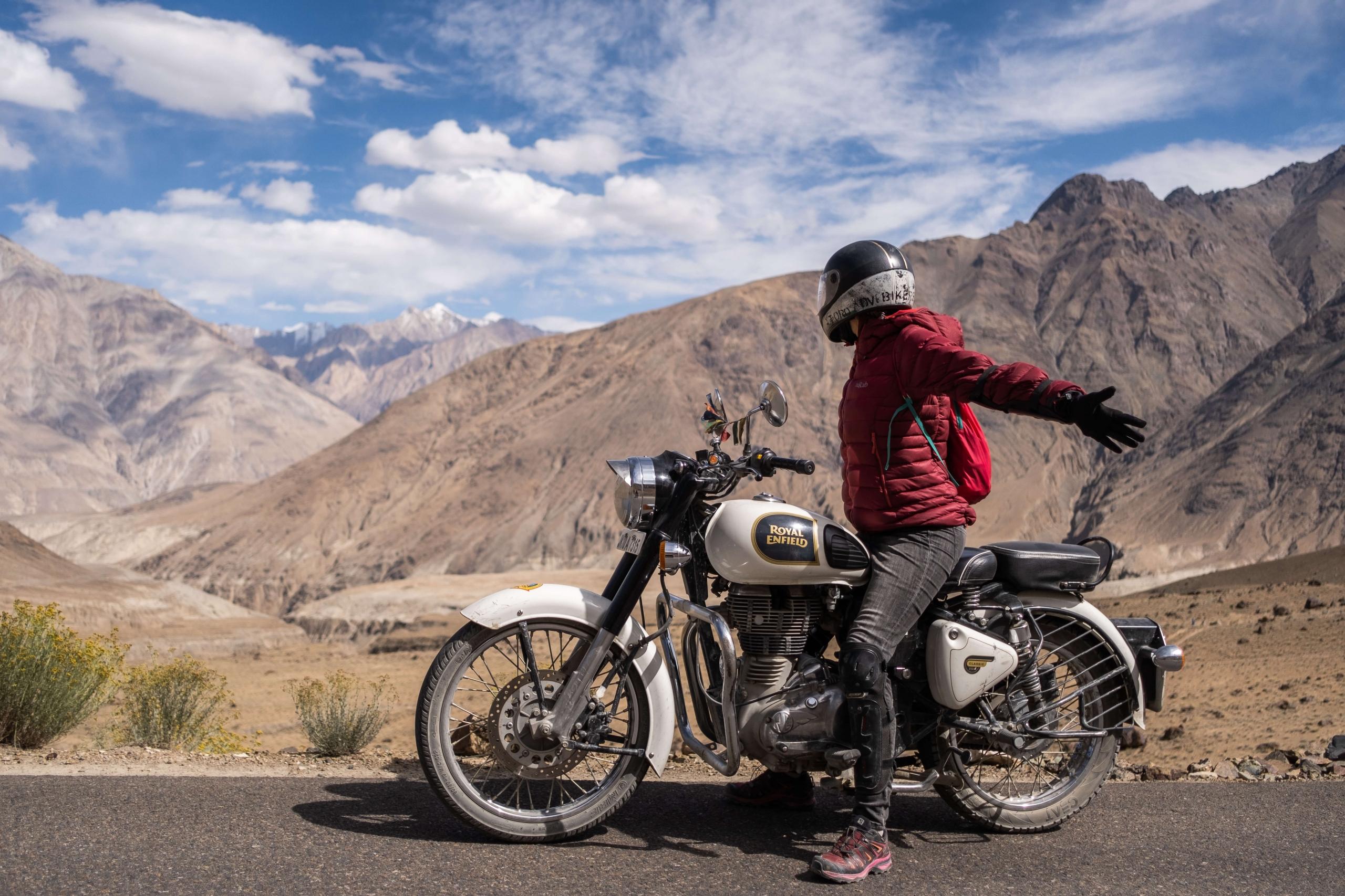 Izabela Handerek - Ladakh