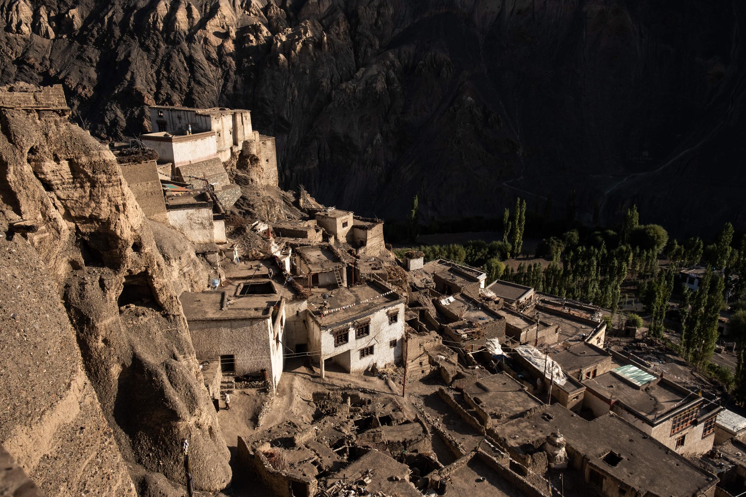 Lamayuru village
