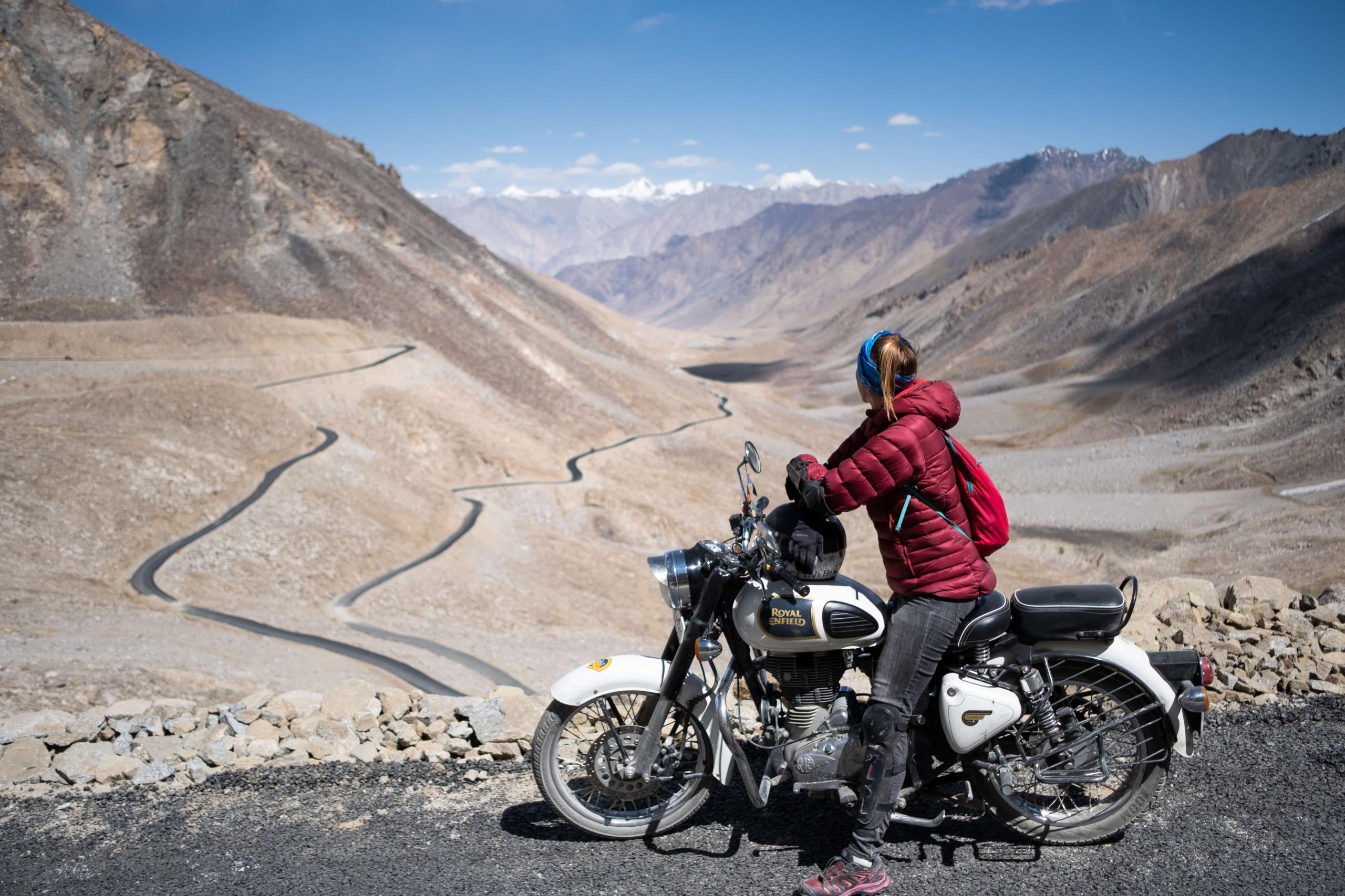 Khardung La pass - Leh