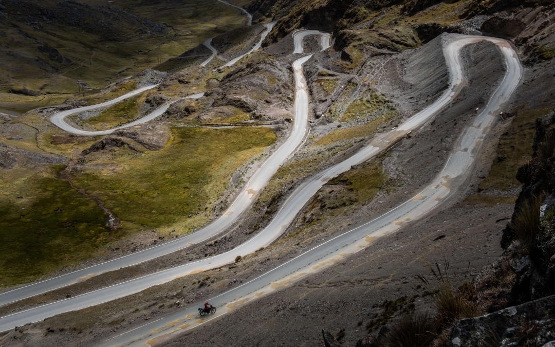 Motorcycle explorations in Cusco – Peru