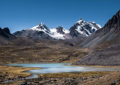 7 lagoon trek - Ausangate Peru