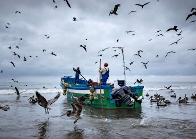 Ecuadorian-fishermen